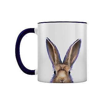 Inquisitive Creatures Hare Two Tone Mug