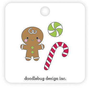 Doodlebug Design Sugarplums Collectible Pins