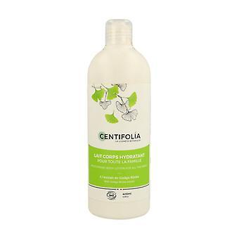 Body moisturizing milk for the whole family 400 ml