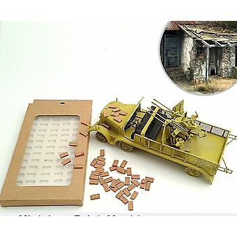 السيليكا جل-1:35 قالب الطوب لصنع الرمال الجدول، نموذج مقياس
