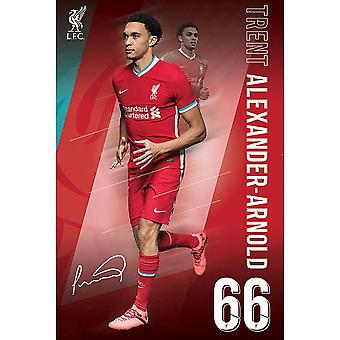 Liverpool FC Alexander-Arnold Juliste