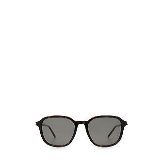 Saint Laurent SL 385 havana unisex zonnebril
