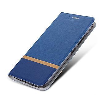 Samsung Galaxy Note 8 Multi-Functie Lederen Hoes - Zwart