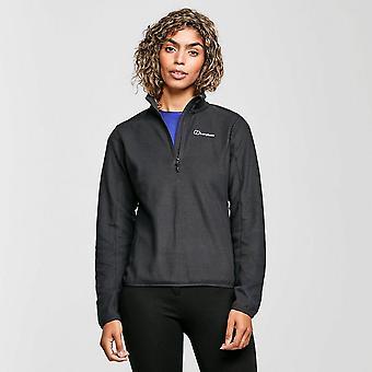 Berghaus Women's Hendra Half-Zip Fleece Black