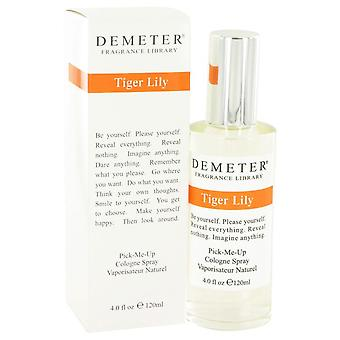 Demeter Tiger Lily Cologne Spray By Demeter 4 oz Cologne Spray