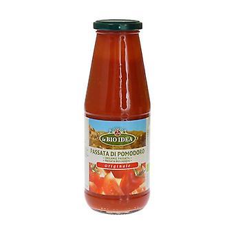 Maalaismainen tomaattikastike 700 ml kermaa