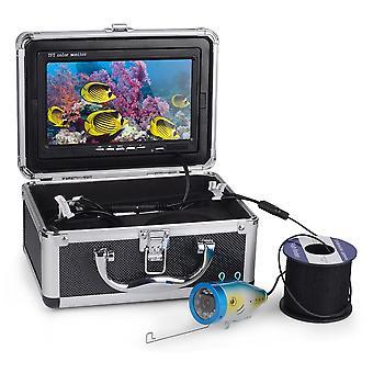 7 Inch 15M 30M 50M HD Visual Fishing Device Underwater Camera Fish Fishing Gear Camera Underwater Fi