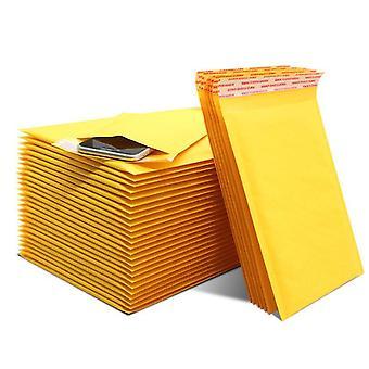100pcs בועה מעטפה לוגיסטיקה תיק אריזה