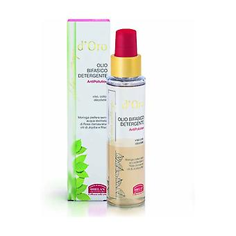 Elisir antitempo d'oro Biphasic renseolje 100 ml olje