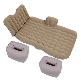 Thicken Auto Reise Bett automatische Luftmatratze Suv spezielle selbstfahrende schlafen