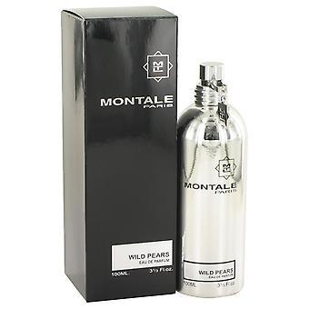 Montale wilden Birnen Eau De Parfum Spray von Montale 3,3 oz Eau De Parfum Spray