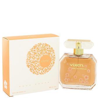 Vixen Pour Femme Eau De Parfum Spray By YZY Perfume 3.7 oz Eau De Parfum Spray