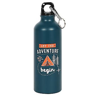 Something Different Let The Adventure Begin Water Bottle