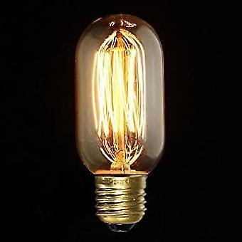 Smoked Light Bulb Lamp