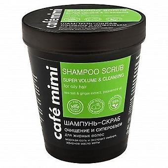 Cafe Mimi Deep Cleansing and Growth Exfoliating Shampoo 330 gr
