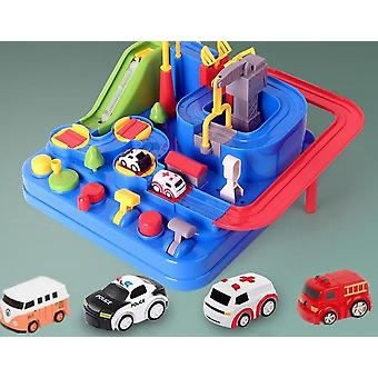 Lasten koulutusauto