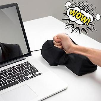 Nyt mønster Key Computer Usb Indtast Key Voksen Dekompression Big Enter Pillow