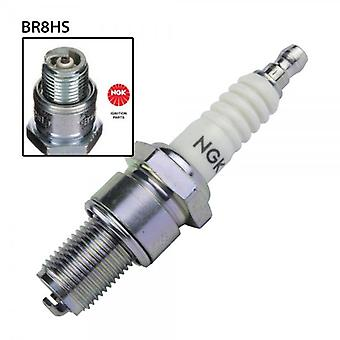 NGK Performance Spark Plug BR8HS Del 4322 för Aprilia Scarabeo 100 2000-2001