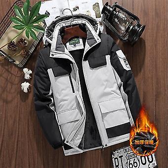 Winter Warm Thick Windproof Jacket ( Set 1)