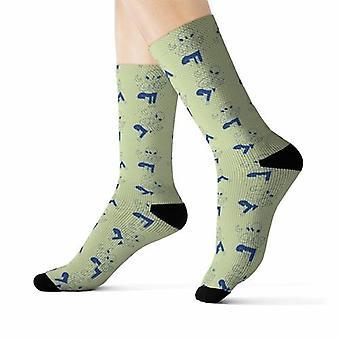 Uzaylı Yoga Çorapları