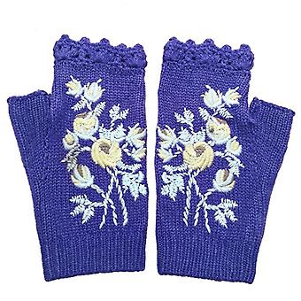 Высококачественные перчатки, осенне-зимние женские теплые перчатки