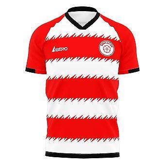 Doncaster 2020-2021 Home Concept Football Kit (Libero)