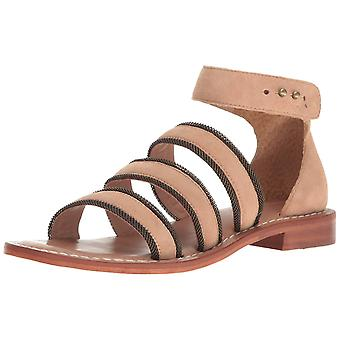 Bernardo Womens THEO Leather Open Toe Casual Ankle Strap Sandals