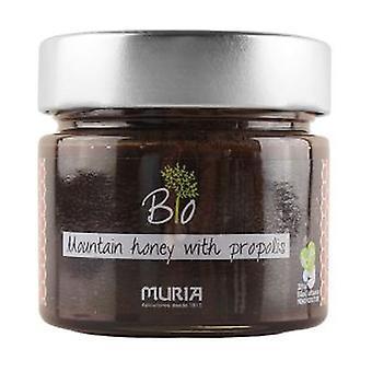 High mountain honey with propolis 250 g