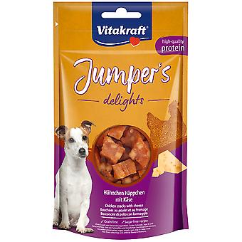 Vitakraft Jumpers Delights Chicken and Cheese (Dogs , Treats , Light Treats)
