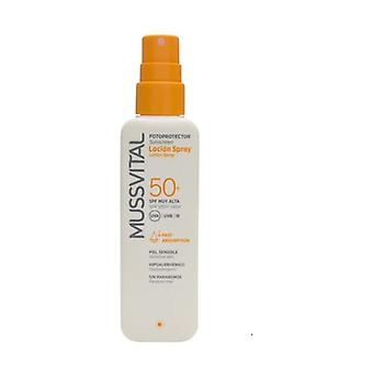 Sunscreen Lotion Spray 50+ 200 ml