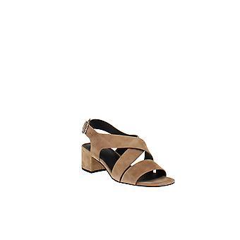 Via Spiga   Fallen Block Heel Sandals