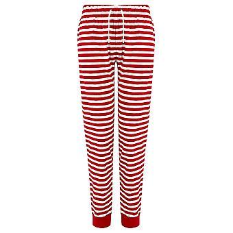 SF Womens/Ladies Stripe Lounge Pants