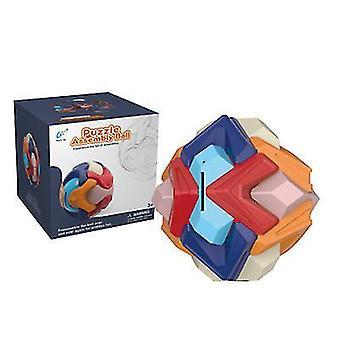 الماس 16.5 * 16.5 * 16.5 الأطفال التعليمية لعب تجميع لبنات بناء بنك أصبع تجميع الكرة ألعاب التعليم المبكر az15504