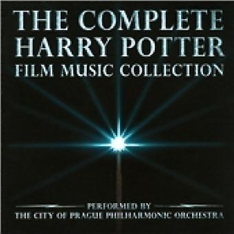 The Complete Harry Potter Collection Soundtrack CD