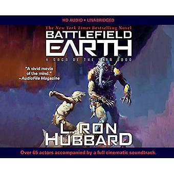 Battlefield Earth:�Pulse-Pounding Sci-Fi Action�Unabridged Audio Book