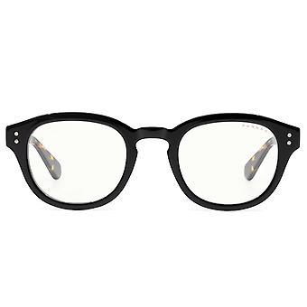 Gunnar Optiks Emery - Onyx & Tortoiseshell Frame - Clear Lens