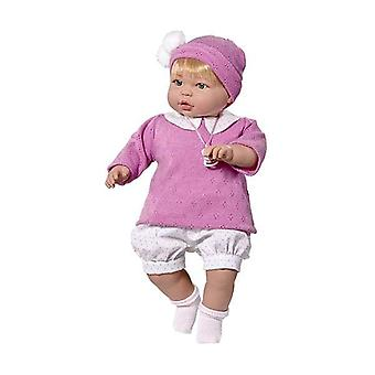 Baby doll Gordete Rauber With voice (60 cm)