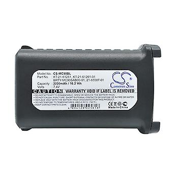 Cameron Sino Mc90Bl Battery Replacement For Symbol Barcode Scanner