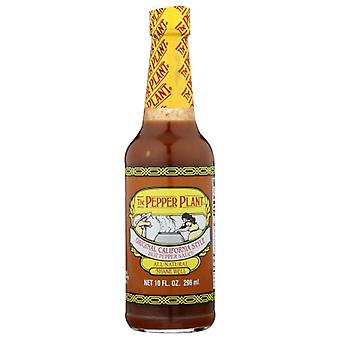 Pepper Plant Sauce Pppr Hot Cali Style, Case of 12 X 10 Oz