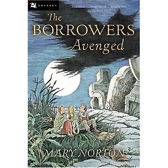 The Borrowers Avenged by Mary Norton & Illustrated by Beth Krush & Illustrated by Joe Krush