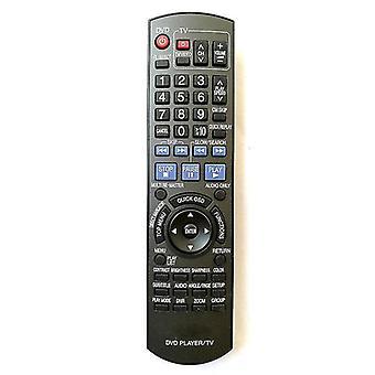 Original N2QAYB000198 para Panasonic DVD TV Player Control remoto DMR-EX77