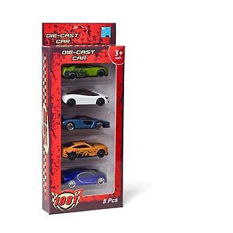 5Kpl seos mini automalli 1:64 simuloitu monityylinen rullaus rc auton pyörät lelut lasten lahjaksi