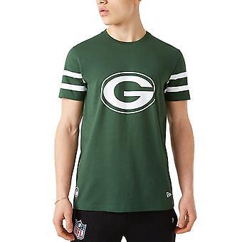 Nova era camisa de futebol da NFL - JERSEY STYLE Green Bay Packers