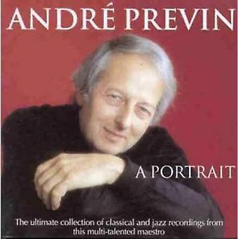 Andre Previn  A Portrait CD