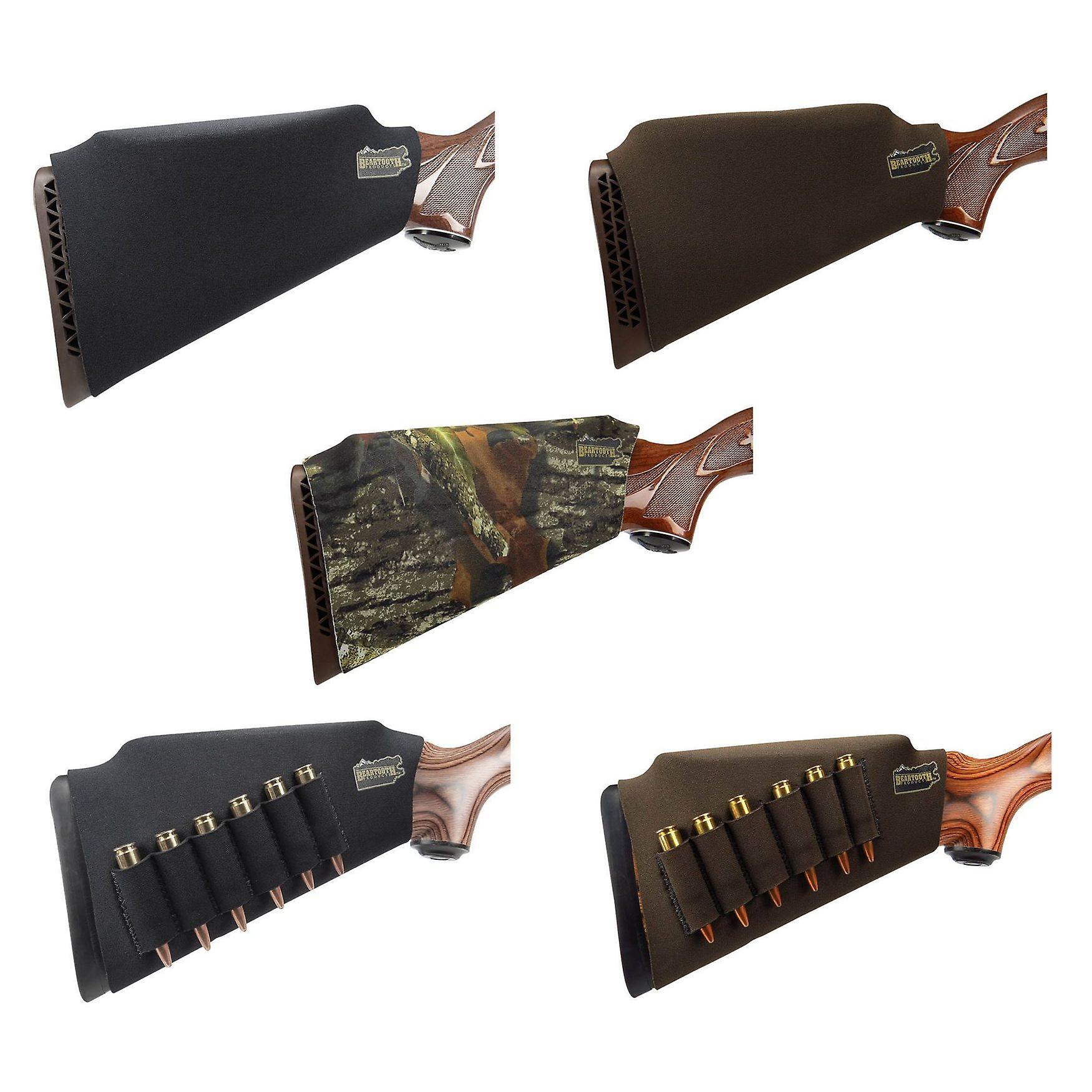 Beartooth Kamm raising Kit 2.0 - Gewehr Schrotflinte Neopren Lager Guard + Einsätze