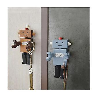 Jääkaappimagneetit Pienet Robottitiilet Luova Jääkaappi Magneetit Tarvikkeet Toimistokaapit
