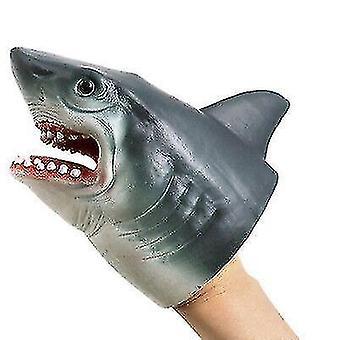Dinosaur hånd marionet handsker, soft dinosaur model legetøj til børn (S8)