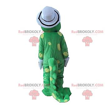 Mascotte REDBROKOLY.COM de Dorothy, célèbre dinosaure de la chanson des Wiggles