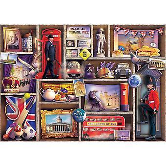 Ravensburger London Emporium Jigsaw Puzzle (1000 piezas)