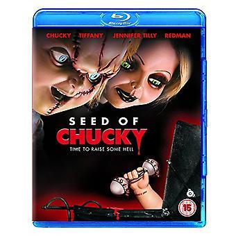 Seed Of Chucky Blu-ray
